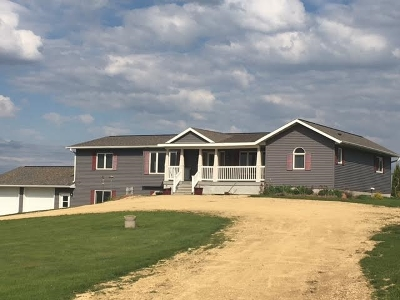 Dodgeville Single Family Home For Sale: 5879 County Road Yz