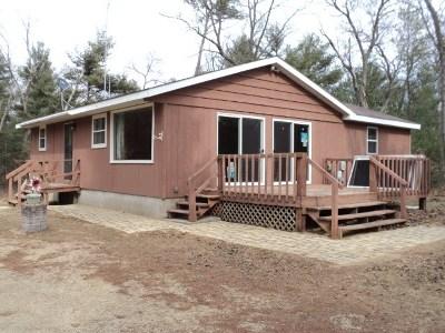 Wisconsin Dells Single Family Home For Sale: 1062 Gillette Ln