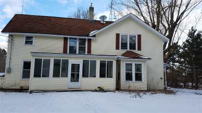 Wisconsin Dells Single Family Home For Sale: 4145 9th Ave