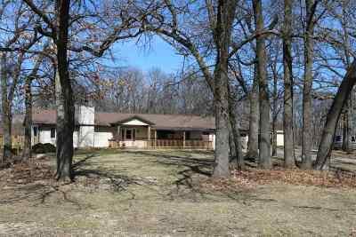 Beloit Single Family Home For Sale: 11204 W Hwy 81