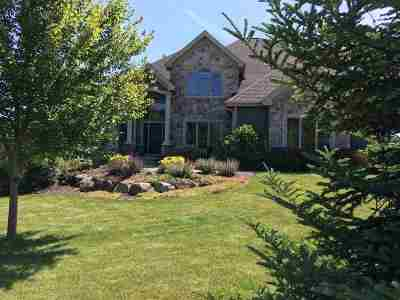 Middleton Single Family Home For Sale: 4924 Champions Run