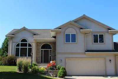 Middleton Single Family Home For Sale: 5307 Indigo Way
