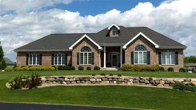 Sun Prairie WI Single Family Home For Sale: $549,900