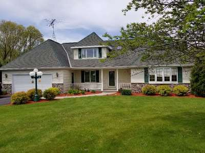Dodge County Single Family Home For Sale: W3383 Decora Rd