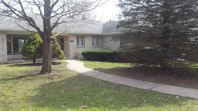 Lancaster WI Single Family Home For Sale: $179,900