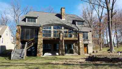 Wisconsin Dells Condo/Townhouse For Sale: 3484a 3rd Ln #8