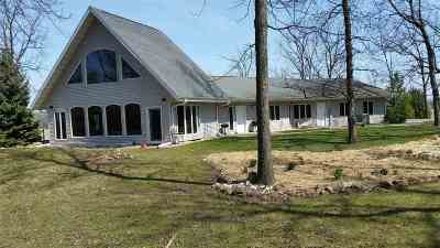 Dane County Single Family Home For Sale: 6060 Sun Valley Pky