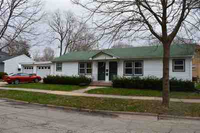 Madison Multi Family Home For Sale: 157 A/B Leon St