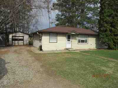 Arkdale Single Family Home For Sale: 1587 Hwy 21