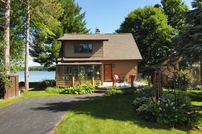 Wisconsin Dells Single Family Home For Sale: 342a Fur Dr