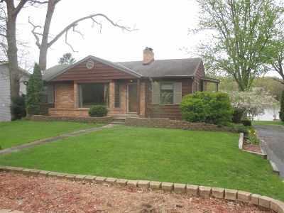 Beloit Single Family Home For Sale: 2866 S Riverside Dr