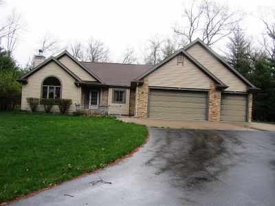 Adams WI Single Family Home For Sale: $195,000