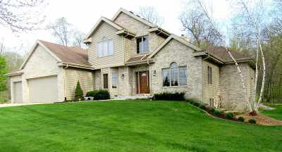 Marshall Single Family Home For Sale: 1797 Yelk Rd