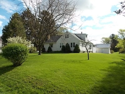 Jefferson County Single Family Home For Sale: N1494 County Road K