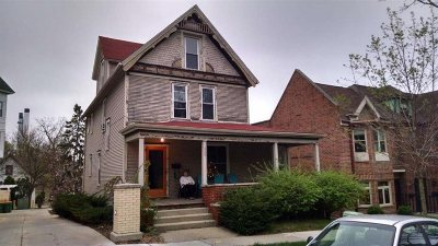 Madison Multi Family Home For Sale: 123 S Franklin St