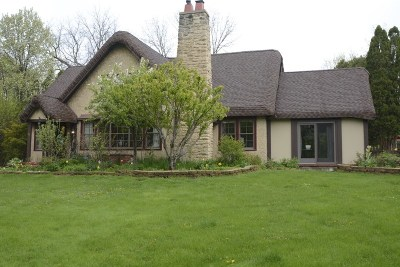 Madison Single Family Home For Sale: 3108 Oxford Rd