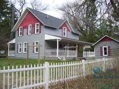 Arkdale Single Family Home For Sale: 1465 Hwy 21
