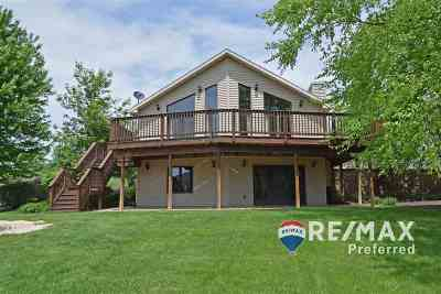 Sauk County Single Family Home For Sale: S1085 Rotterdam Dr