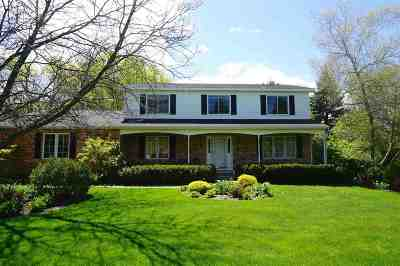 Dane County Single Family Home For Sale: 3721 Shiloh Rd