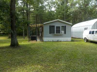 Adams WI Single Family Home For Sale: $89,900