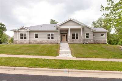 McFarland Single Family Home For Sale: 6001 Tuscobia Tr