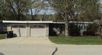 Edgerton Single Family Home For Sale: 10339 N Ellendale Rd