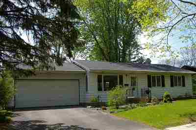 Madison WI Single Family Home Sale Pending: $205,000