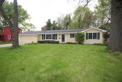 Madison WI Single Family Home For Sale: $260,000