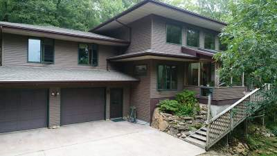 Rock County Single Family Home For Sale: 15006 W Skinner Rd