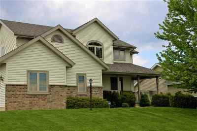 Middleton WI Single Family Home For Sale: $379,900