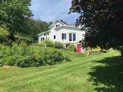 Columbus Single Family Home For Sale: W10941 Breyer Rd
