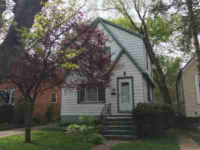 Madison Single Family Home For Sale: 2813 Commercial Ave