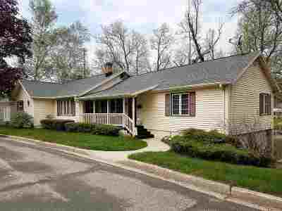 Columbus Single Family Home For Sale: 637 N Main St