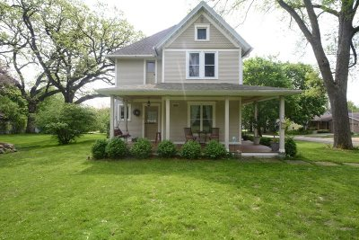 Columbus Single Family Home For Sale: 451 Charles St