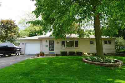 Monona Single Family Home For Sale: 702 Kelly Pl
