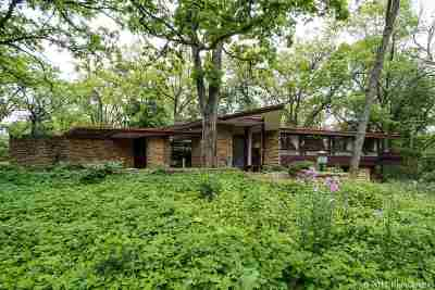Madison Single Family Home For Sale: 3407 Circle Close