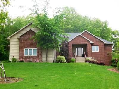 Edgerton Single Family Home For Sale: 11869 N Heritage Ridge