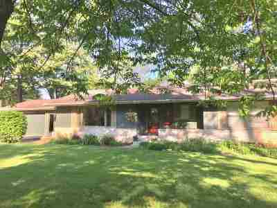 Evansville Single Family Home For Sale: 8 Sherman Ct
