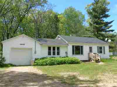 Friendship Single Family Home For Sale: 1695 Hwy 13