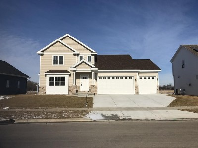 Sun Prairie Single Family Home For Sale: 2880 Hazelnut Tr