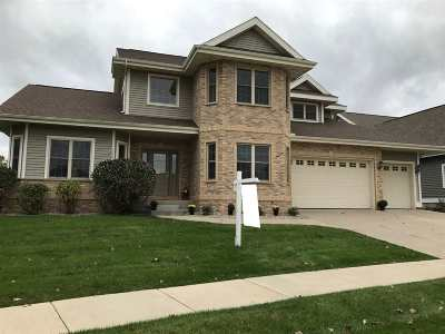 Waunakee Single Family Home For Sale: 1307 Gile Dr