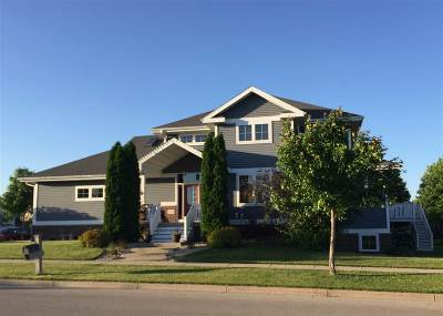 Waunakee Single Family Home For Sale: 1242 Woodbridge Tr