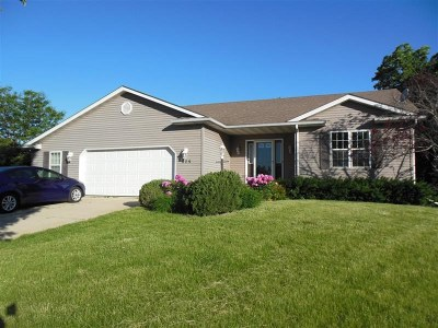 Sun Prairie WI Single Family Home For Sale: $273,500
