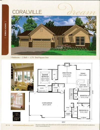Prairie Du Sac Single Family Home For Sale: L64 Crestview Dr