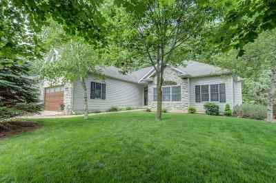 Cross Plains Single Family Home For Sale: 1253 Gils Way