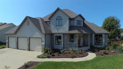 Sun Prairie Single Family Home For Sale: 1204 Dolan Dr