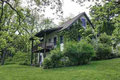 Iowa County Single Family Home For Sale: 776 County Road J