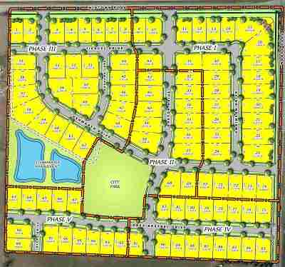 Verona Residential Lots & Land For Sale: 9720 Tiercel Dr