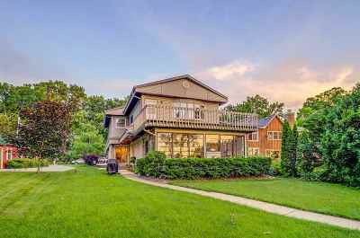Madison Single Family Home For Sale: 1620 Waunona Way