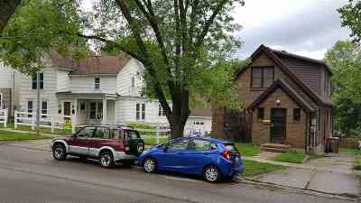 Madison Multi Family Home For Sale: 1014 & 1018 E Gorham St